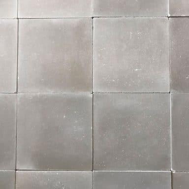 carreaux de ciment uni gris