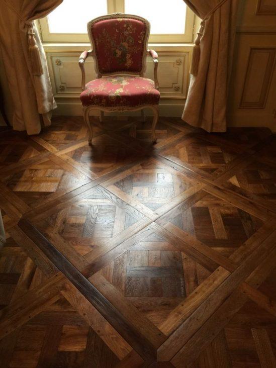 panneau ciré Versailles