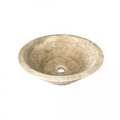 vasque conique