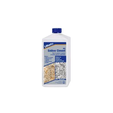 enleve ciment produit entretien pierre