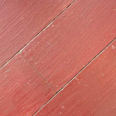 parquet vintage rouge