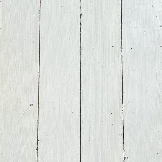 vintage blanc parquet