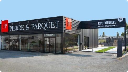 premier magasin pierre et parquet à Laval 53