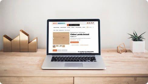 Nouveau site web pierre et parquet 2020