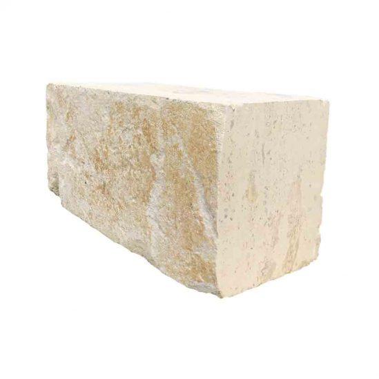 bloc en pierre naturelle calcaire