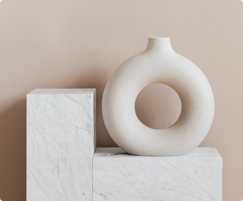 tendance décoration en céramique