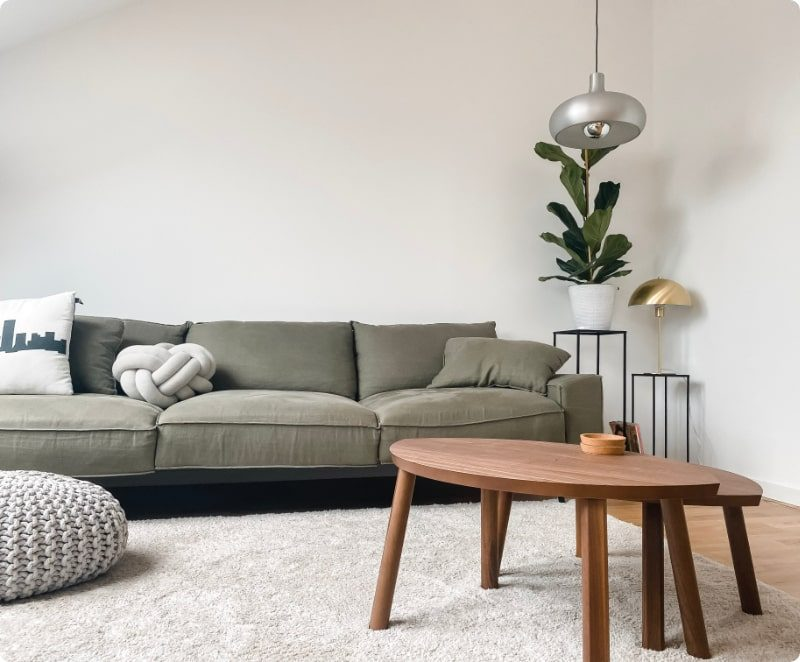 tendance décorative de 2021 le kaki