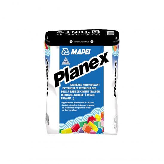 planex mapei ragreage