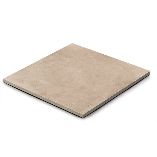 dallage effet beton cemento taupe