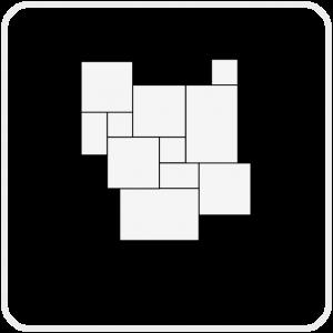 Schéma de comment poser un Opus 40